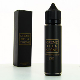 Strawberry Creme Creme de la Creme 50ml 00mg