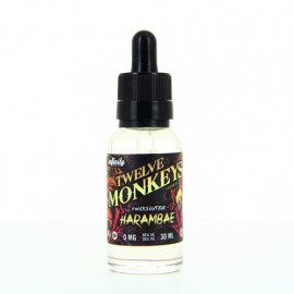 Harambae 12Monkeys 30ml 00mg