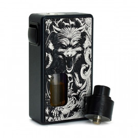 Magic Box BF Squonk Mech + Maze Hcigar