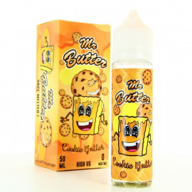 Butter Key Lime Donut ZHC Mix Series Mr Butter 50ml 00mg + Booster Nic Up