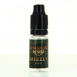 Grizzly American Desire 10ml