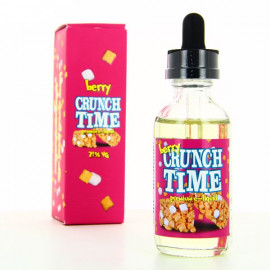 Crunch Time Berry ZHC Mix Series California Vaping Co 50ml 00mg