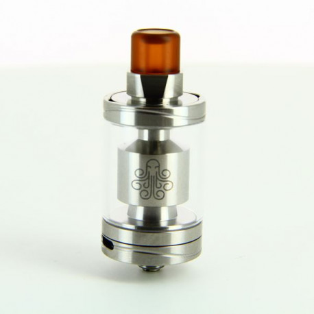 Hastur MTL RTA 3.5ml Silver Cthulhu