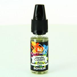 Vanille Custard Roykin Optimal 10ml