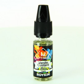 Vanille Custard Roykin Optimal 10ml