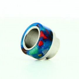 Drip Tip 810 Epoxy Resin Floral