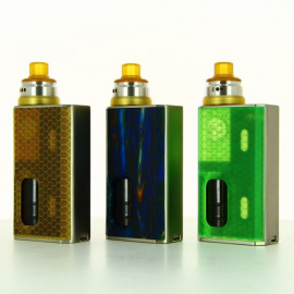 Kit Luxotic BF Box + Tobhino Wismec