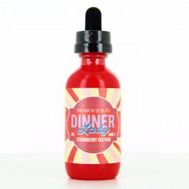 Strawberry Custard ZHC Mix Series Dinner Lady 50ml 00mg