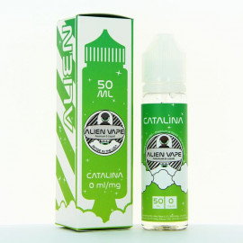 Catalina Alien Vape 50ml 00mg