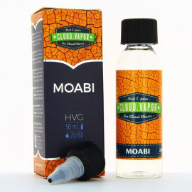Moabi Shake and Vape Cloud Vapor 50ml 00mg
