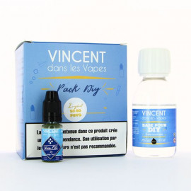 Pack DIY 100ml 50/50 2mg VDLV