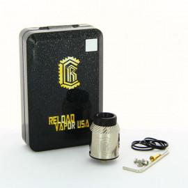 Reload 1.5 BF RDA Silver Reload Vapor