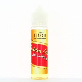 Golden Straw Strawberry Classic E Juice 50ml 00mg