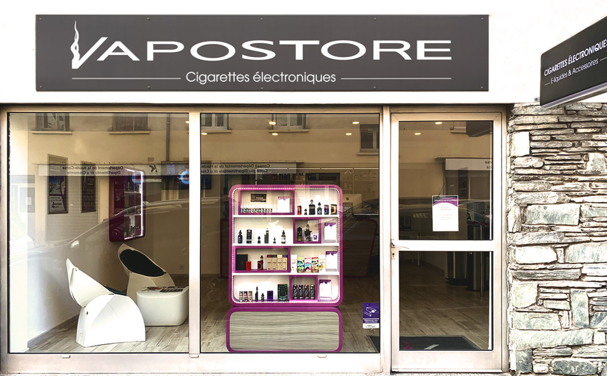 Magasin de cigarette electronique Corte (Corse)
