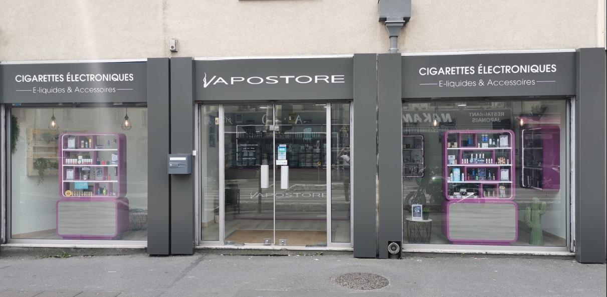 Magasin de cigarette electronique Sannois (95)