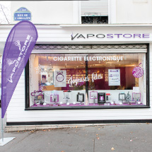 boutique cigarette électronique Paris 5