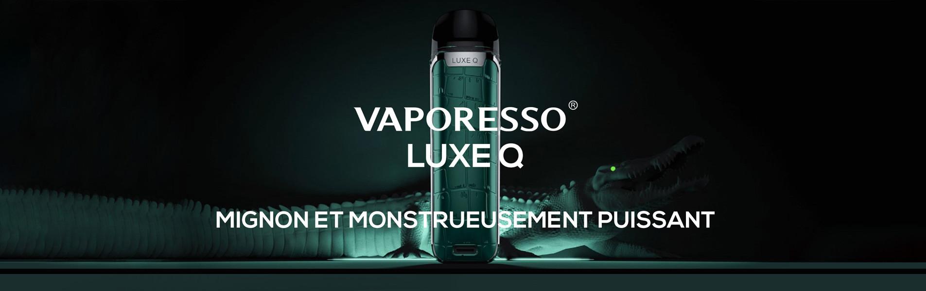 Kit Luxe Q : un pod miniature