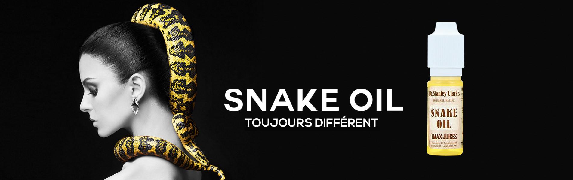 Le Célèbre Snake Oil du Dr. Stanley Clark's
