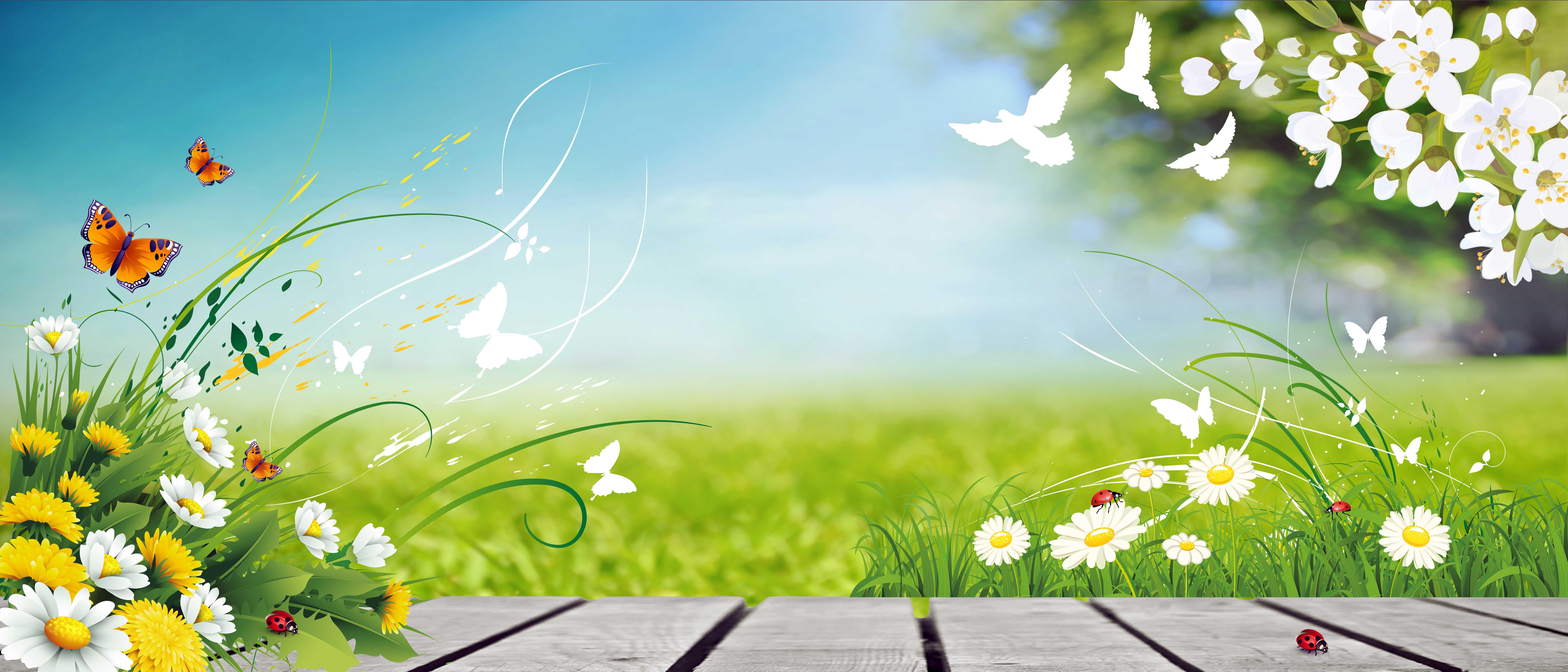 Profitez du printemps !