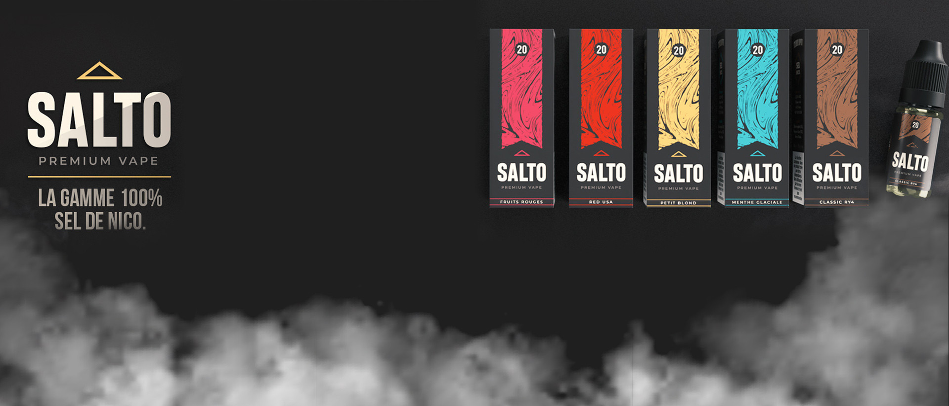 Salto By Cloud Vapor