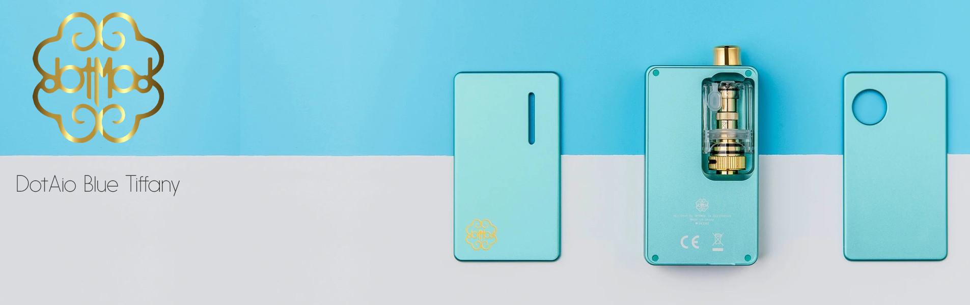 Nouvelle couleur bleu Tiffany