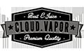 Nos e-liquides Cloud Vapor
